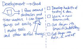 2014-02-27 Development #goals #coding