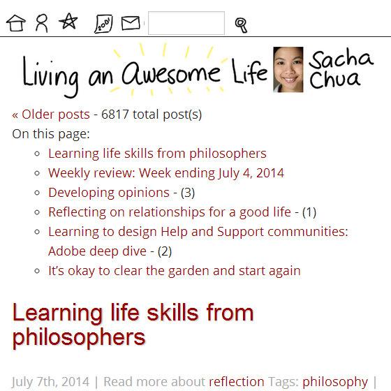 2014-07-07 12_50_57-sacha chua __ living an awesome life - learn - share - scale