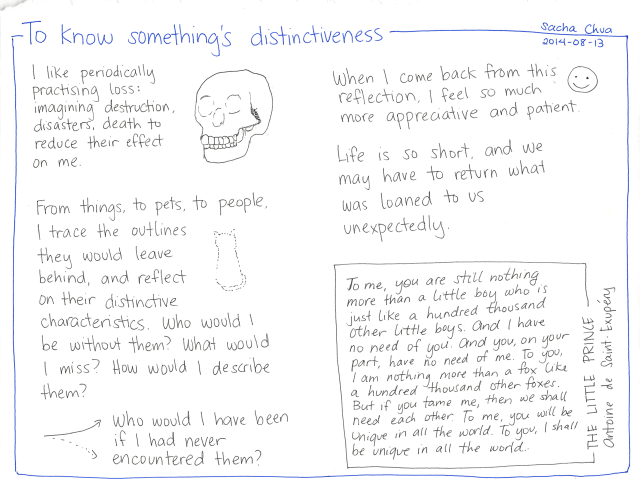 2014-08-13 To know something's distinctiveness - #philosophy.png