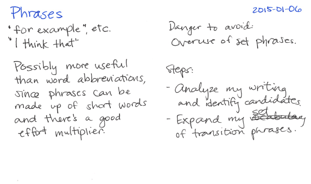 2015-01-06 Phrases -- index card