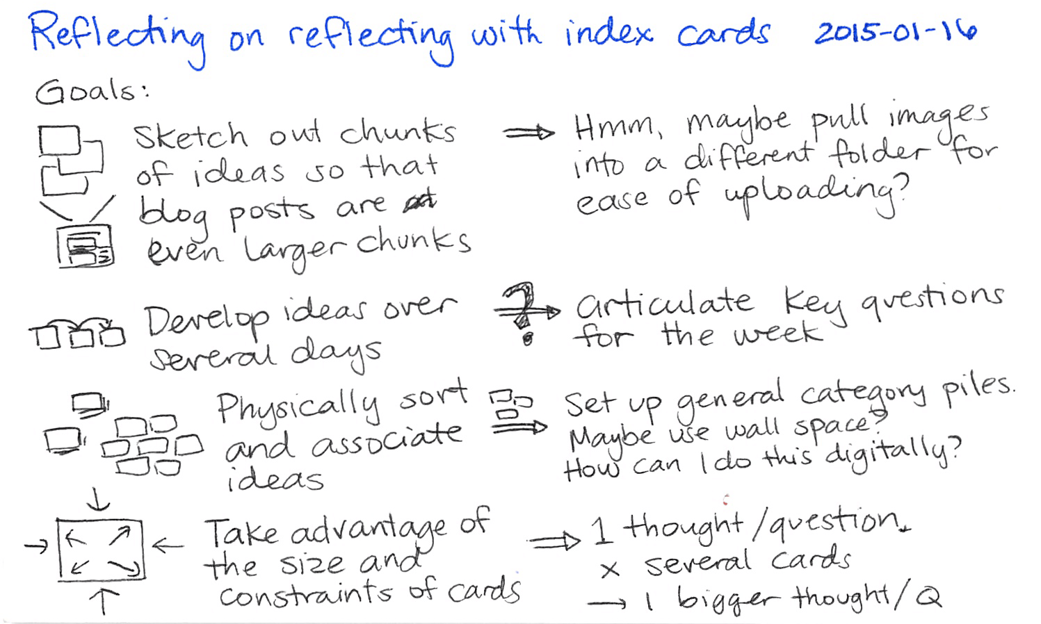 regular index card size