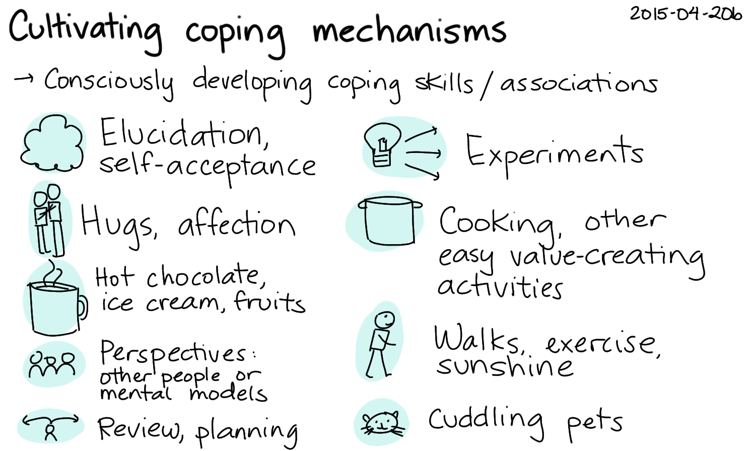 coping mechanism how do cares deal Learning coping mechanisms to deal with the sadness of losing a particular patient will help you to continue working and caring for those who rely on your expertise and compassion 1 recognize that death could be a possible outcome, especially among trauma patients, the chronically ill, the elderly, and those with do not resuscitate (dnr) orders.
